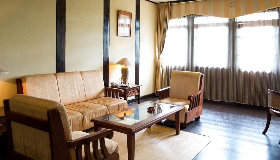 Toraja Heritage Hotel Rantepao - Interior