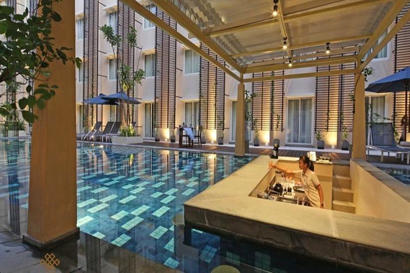 Ananta Legian Hotel Bali - Lobi