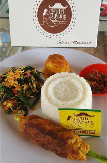 Putri Duyung Guest House Karanganyar - Meals