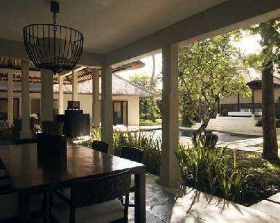 Kayumanis Sanur Private Villa & Spa Bali - Lobi