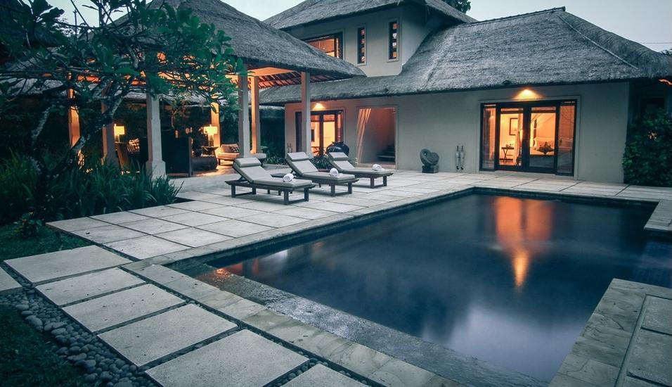 The Gangsa Private Villa dengan Konsep Tradisional Bali -- Pegipegi.com