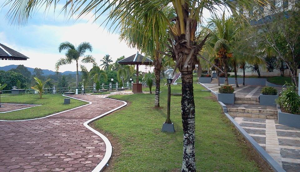 Grand Elty Singgasana Tenggarong Tenggarong - Tampilan Luar Hotel