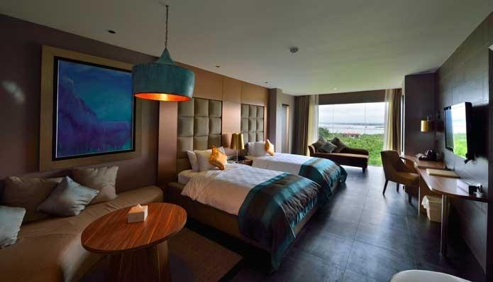 Amaroossa Suite Bali - Royal Suite Room Regular Plan