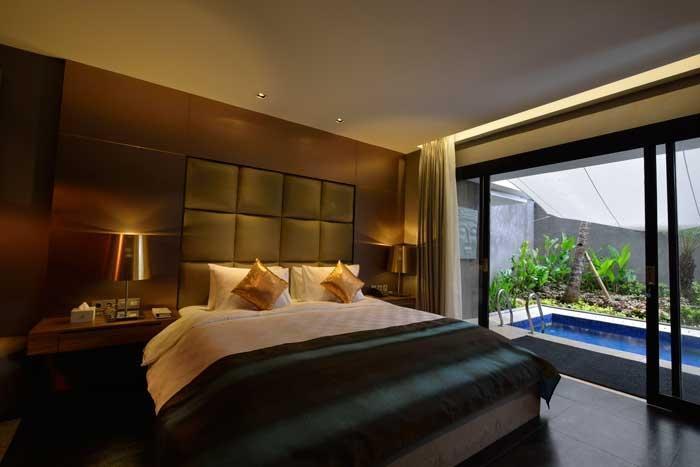 Amaroossa Suite Bali - Pool Suite Room (PEMESAN AWAL)