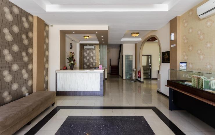 Hotel Sejati 1 Balikpapan - Interior