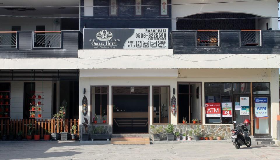 Obelix Hotel Syariah Palangkaraya - 12