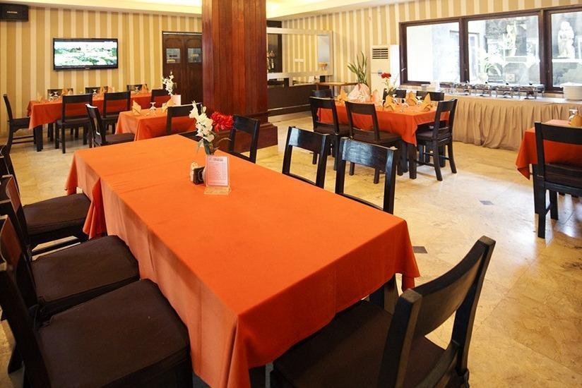 Taman Suci Hotel Bali - Restoran
