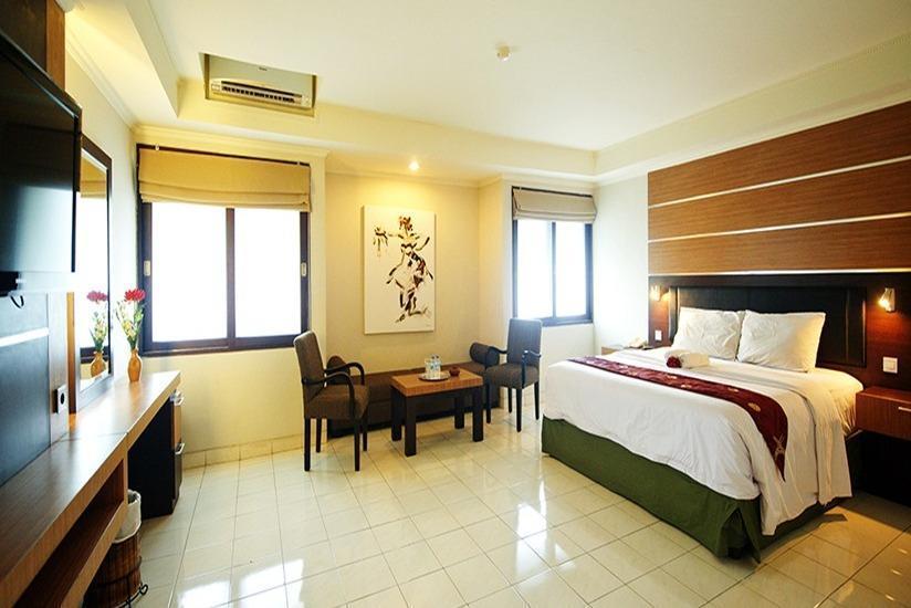 Taman Suci Hotel Bali - Suite Room Room only Regular Plan