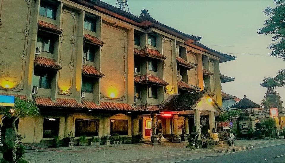 Taman Suci Hotel Bali - Eksterior