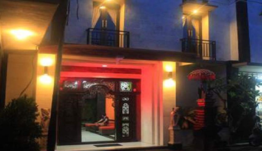 BliBli House Jimbaran - depan