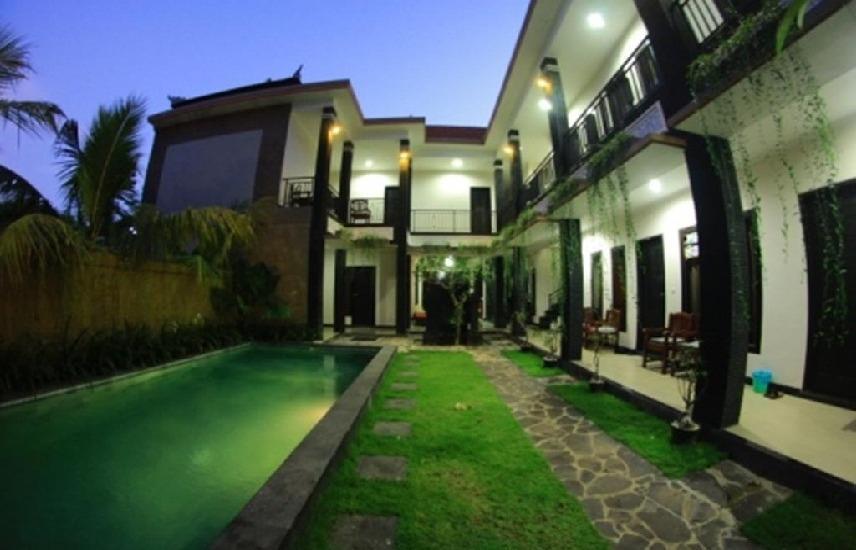 BliBli House Jimbaran - pemandangan