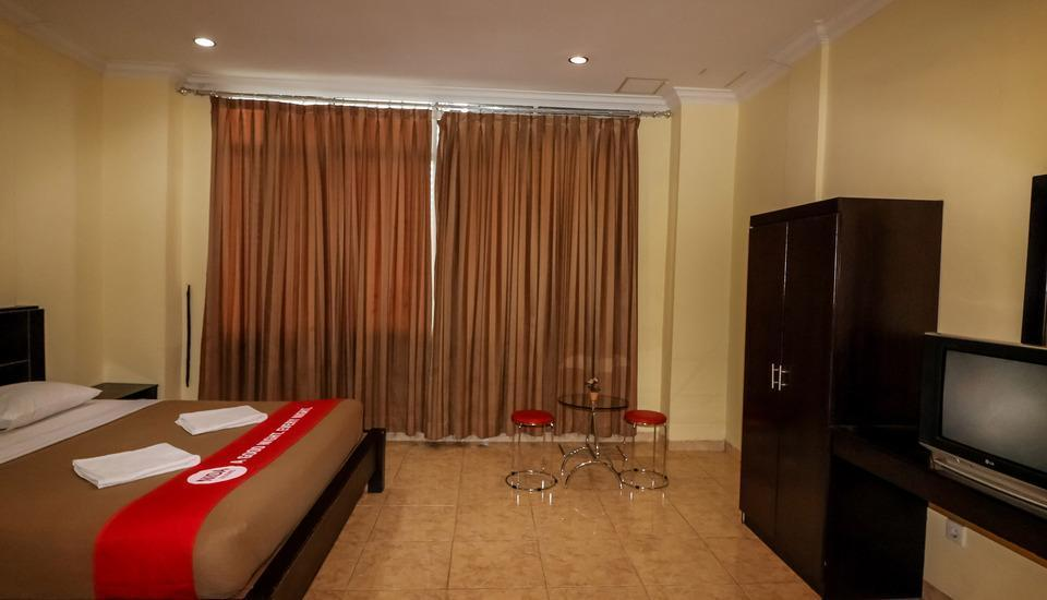 NIDA Rooms Tampan SM Amin Pekanbaru - Double Room Single Occupancy Special Promo