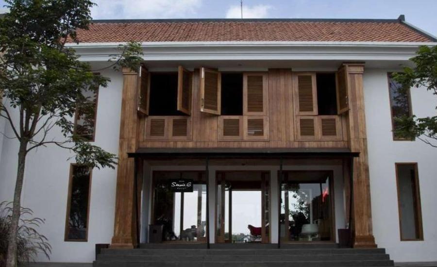 Stevie G Hotel Bandung - Eksterior