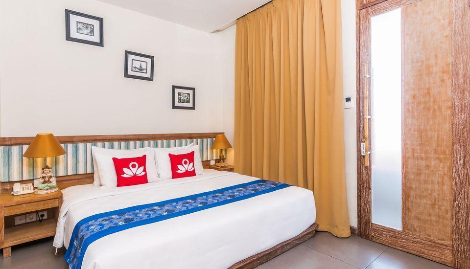 ZenRooms Badung Nyangnyang Sari - Kamar tidur