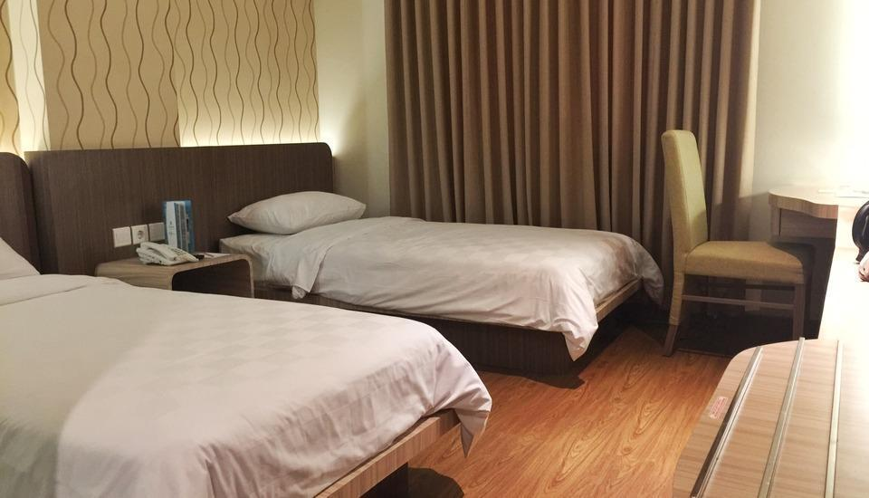 M Premiere Hotel Bandung - Deluxe Twin