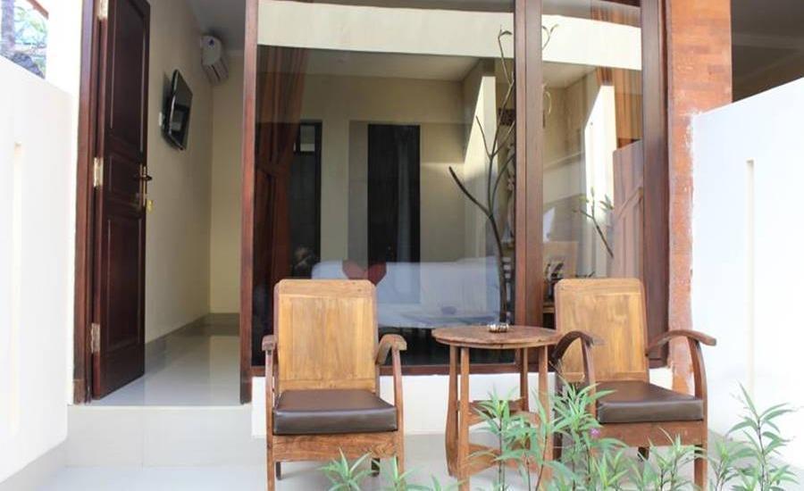 Blanjong Homestay Bali - Teras 1