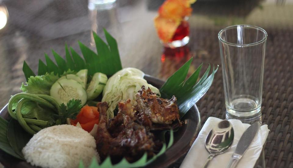 Kuta Indah Hotel Lombok - Menu
