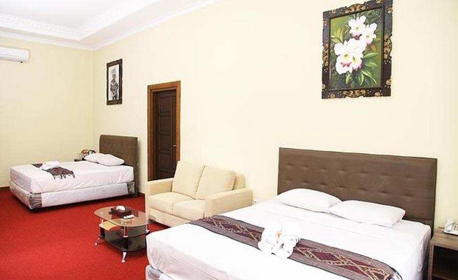 Ubud Cottages Malang Malang - Kamar tamu