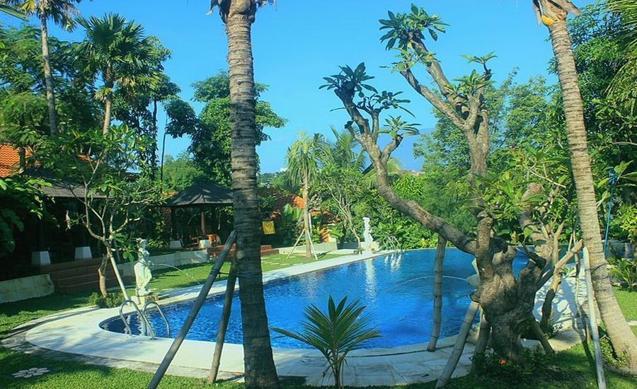 Ubud Cottages Malang Malang - Kolam Renang