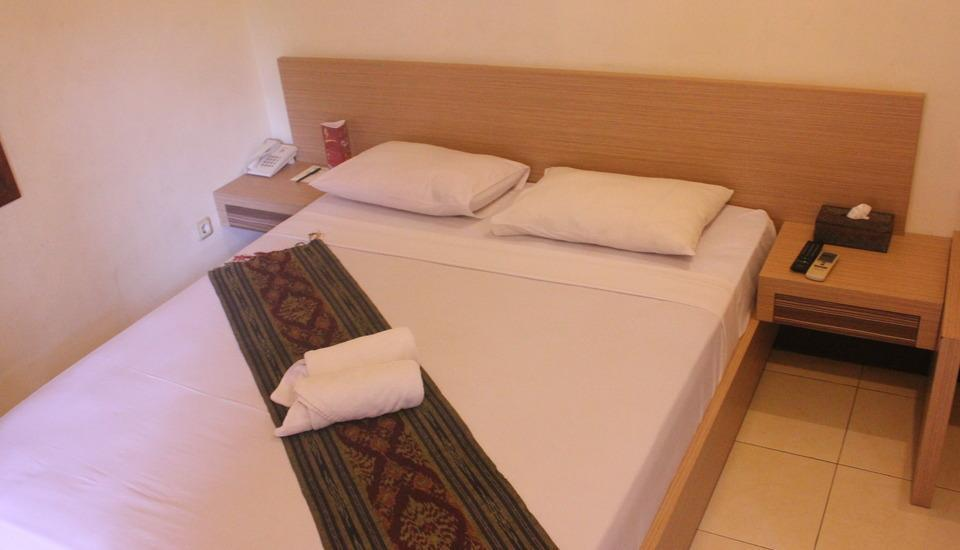 Ubud Hotel & Cottages Malang Malang - Kamar Standard