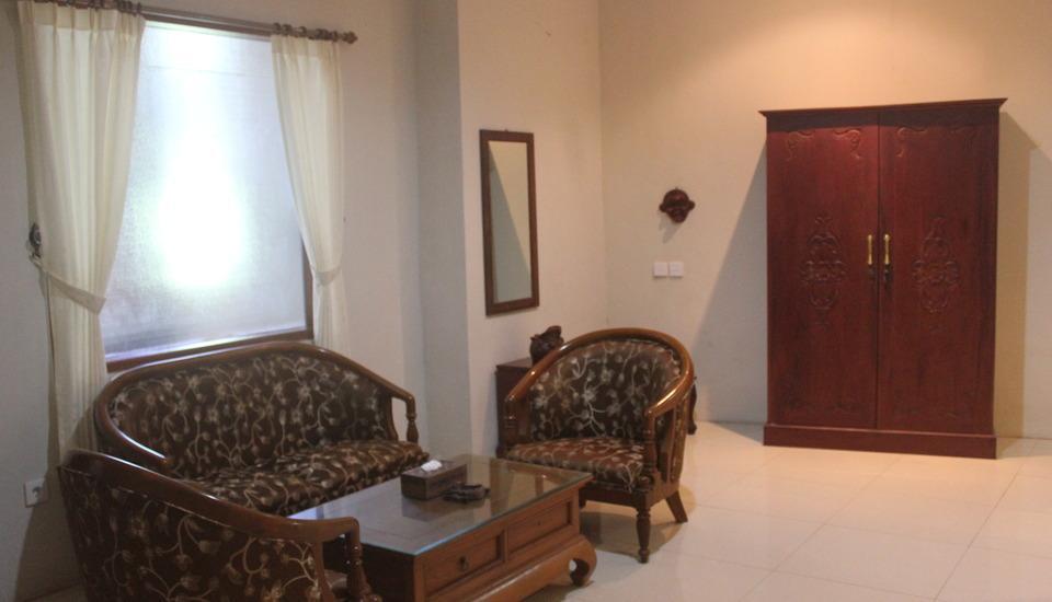 Ubud Hotel & Cottages Malang Malang - Family Room Regular Plan
