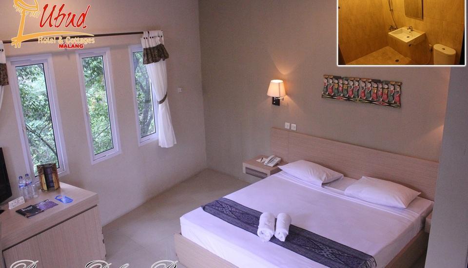 Ubud Hotel & Cottages Malang - Deluxe Room Regular Plan