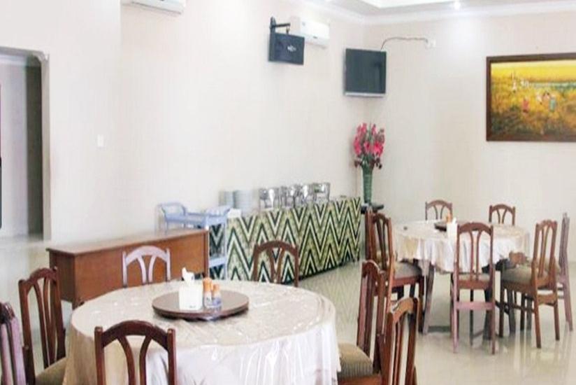 Hotel Cepu Indah Cepu - Ruang Makan