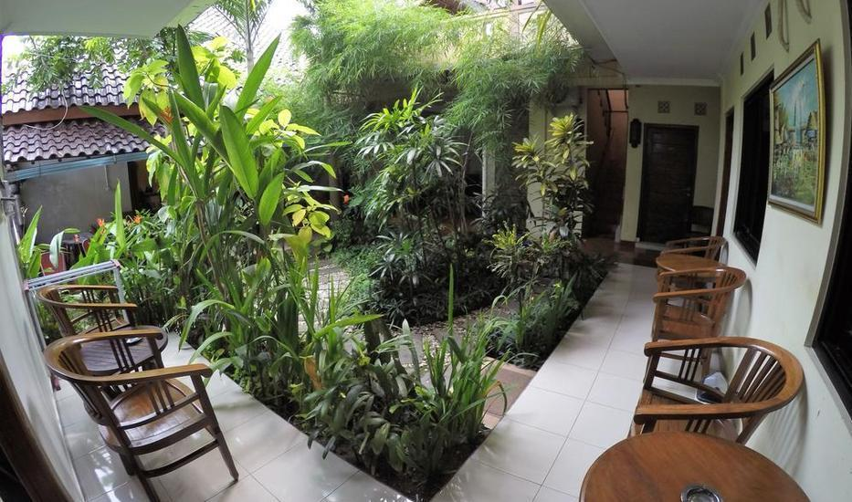 Sabana Homestay Yogyakarta - Teras