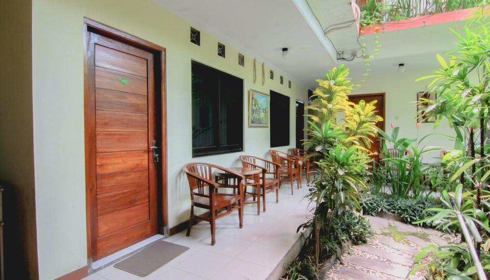 Sabana Homestay Yogyakarta - hallway 1