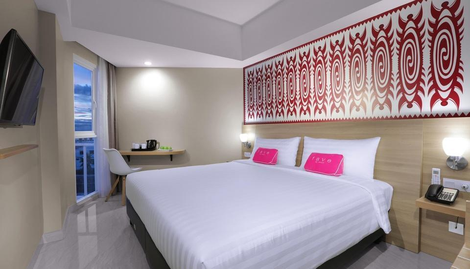 favehotel Sorong - Superior Double Room Regular Plan