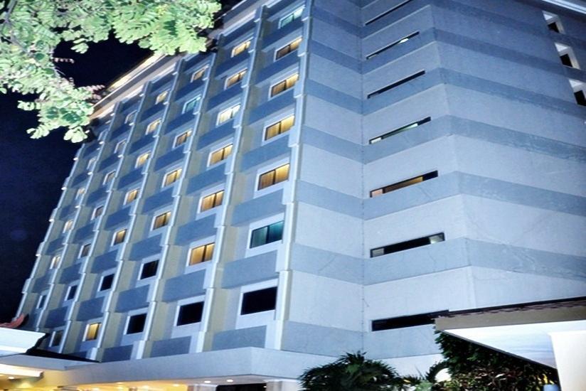 Hotel Sahid Raya Yogyakarta - Tampilan Luar Hotel