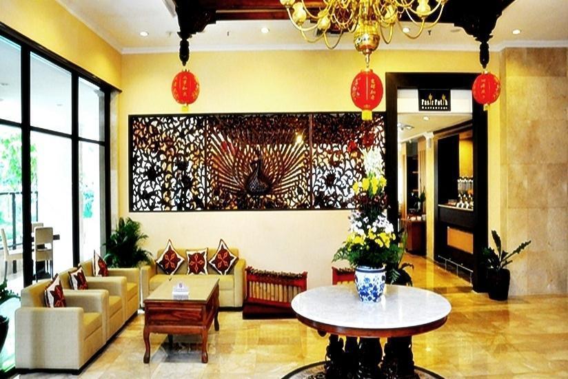 Hotel Sahid Raya Yogyakarta - Lobi