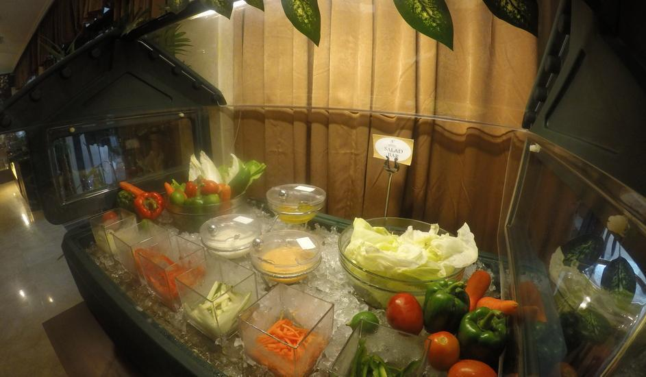 Hotel Sahid Raya Yogyakarta - Salad Bar