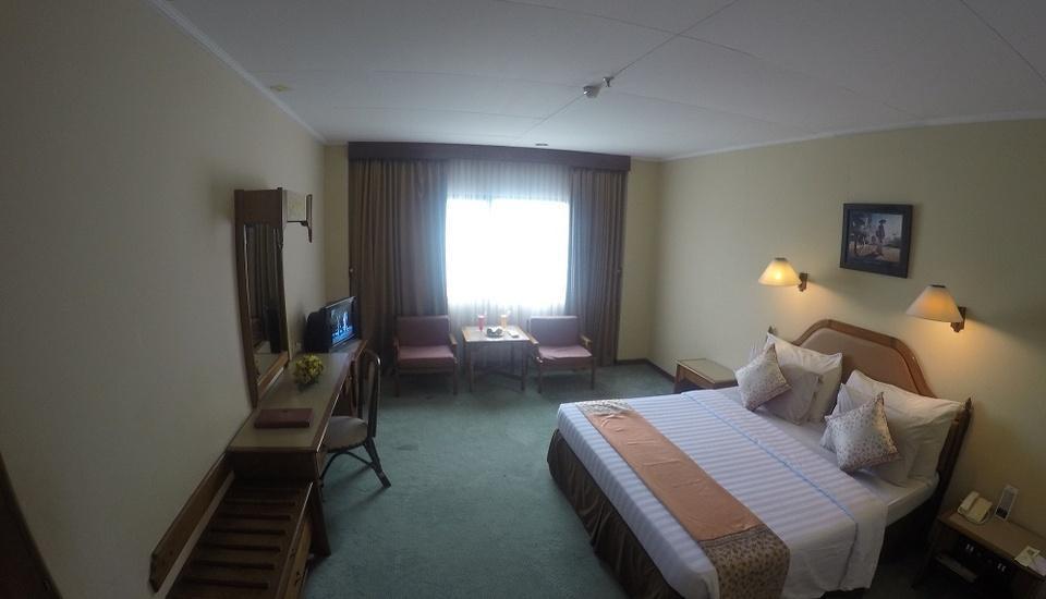 Hotel Sahid Raya Yogyakarta - Kamar Tamu