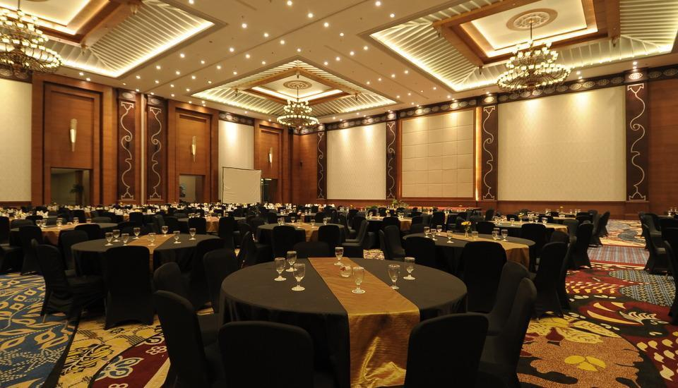Hotel Sahid Raya Yogyakarta - Ballroom