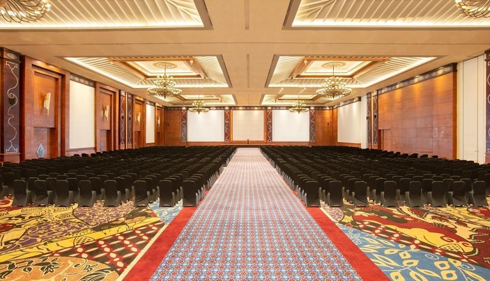 Sahid Jaya Yogyakarta Hotel & Convention - ballroom