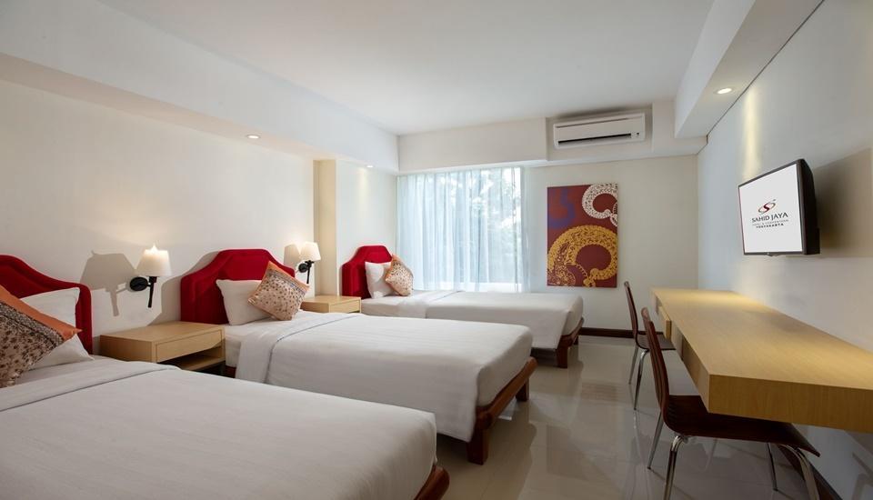 Sahid Jaya Yogyakarta Hotel & Convention - Deluxe Triple  Regular Plan