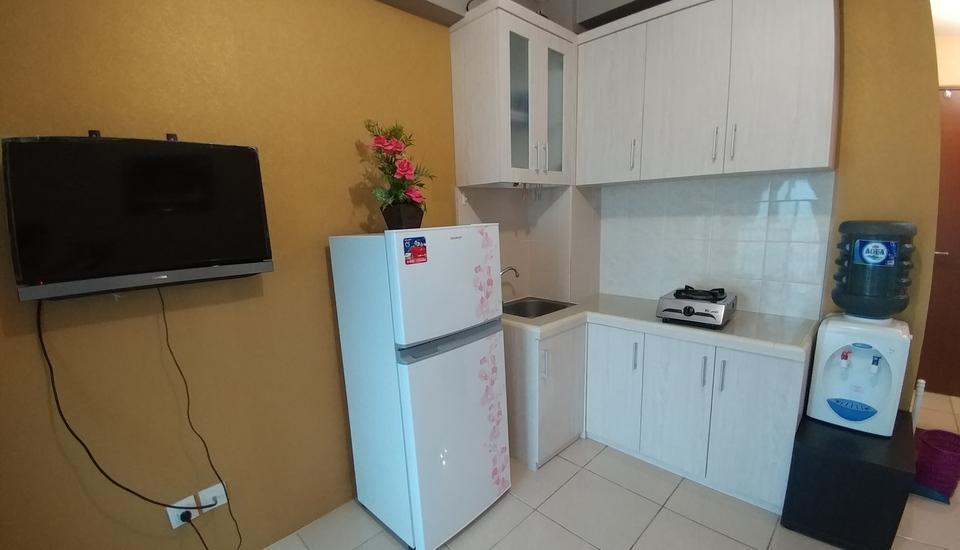 Apartemen Tifolia Jakarta - Fasilitas dalam Unit