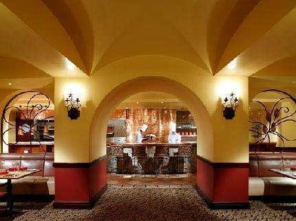 Hotel Borobudur Jakarta - Lobby Dalam