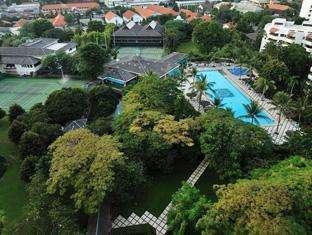 Hotel Borobudur Jakarta -