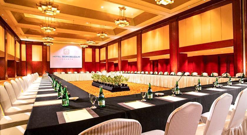 Hotel Borobudur Jakarta - Ruang Rapat