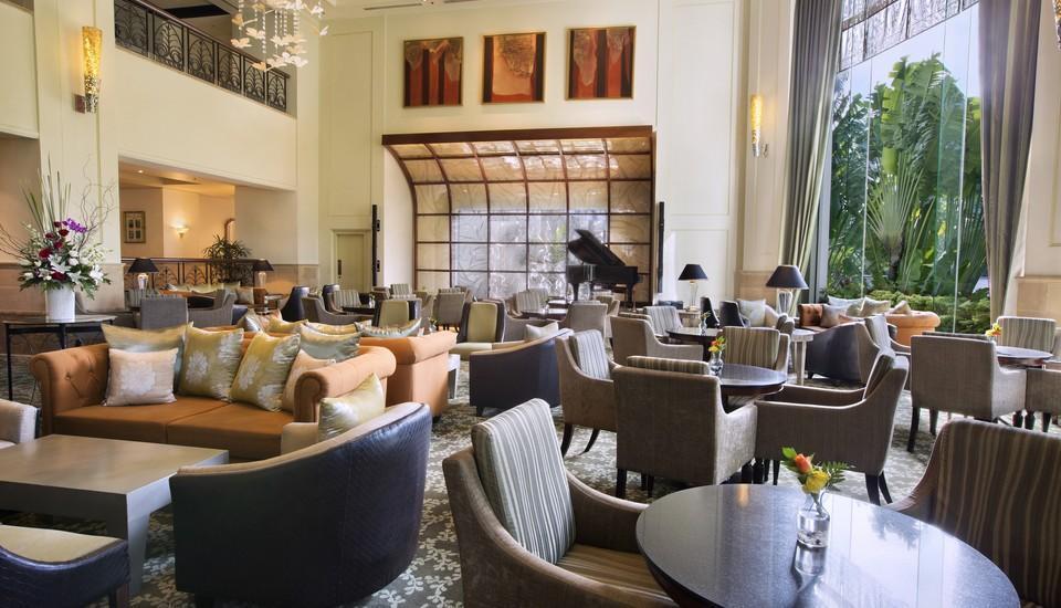 Hotel Borobudur Jakarta - Pendopo Lounge