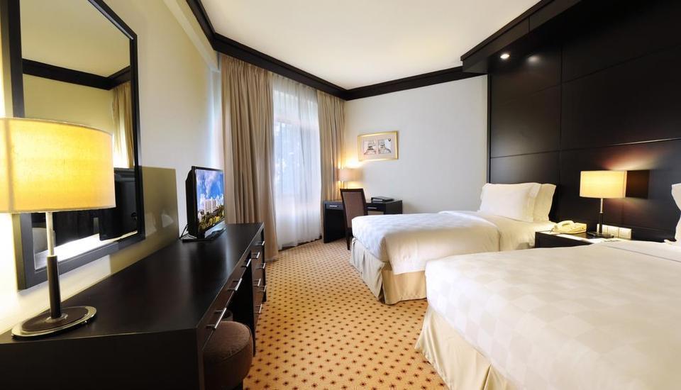 Hotel Borobudur Jakarta - Garden Wing 2 Bedroom Regular Plan
