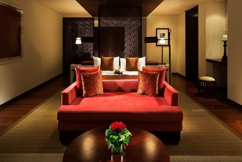 Samabe Bali Resort & Villas Bali - Ruang tamu