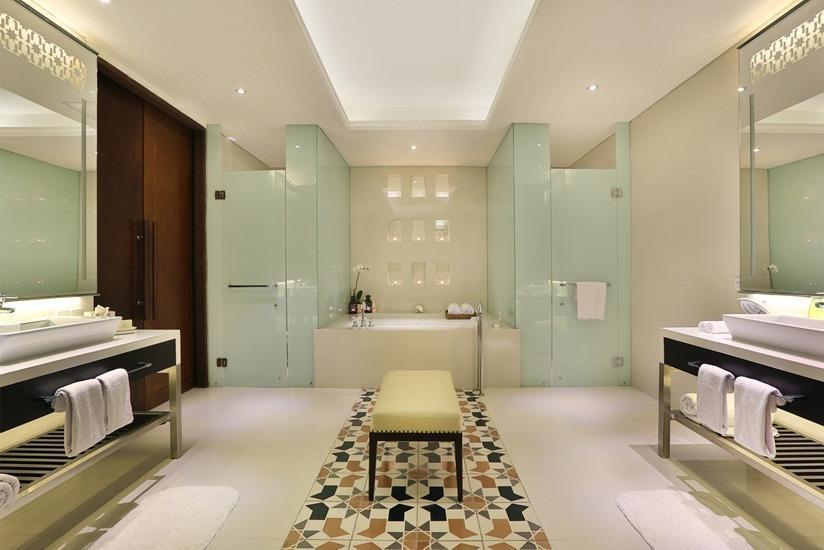 Samabe Bali Resort & Villas Bali - Kamar mandi