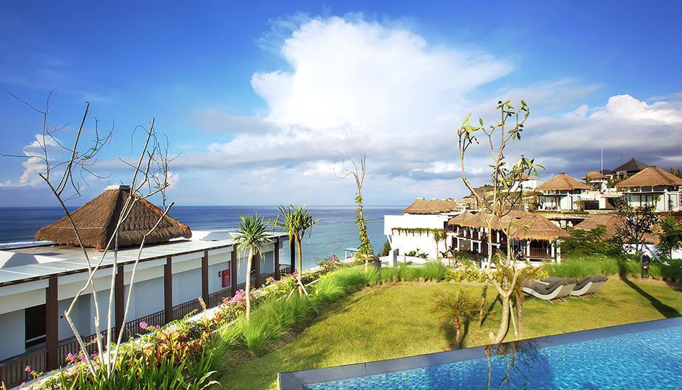 Samabe Bali Resort & Villas Bali - Ocean Pool Villa Regular Plan