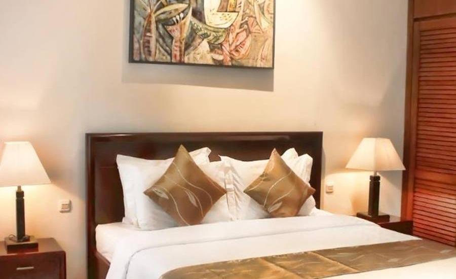 Grand Mozza Wilis Resort Tuban - Kamar tidur