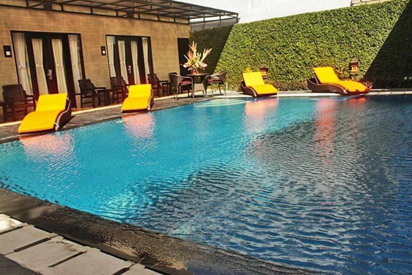 Losari Hotel & Villas Bali - Kolam Renang