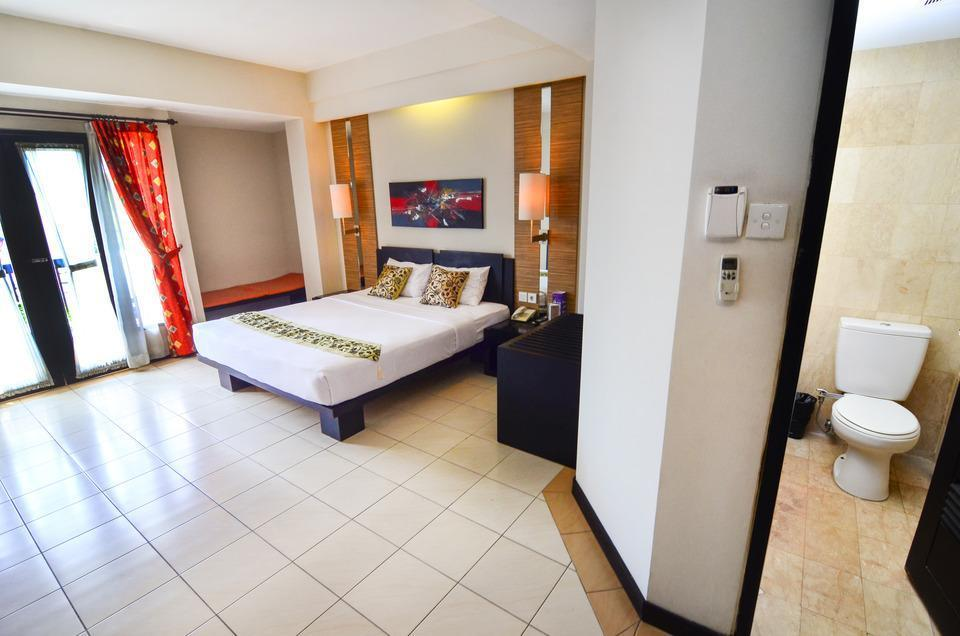 Losari Hotel & Villas Bali - Family Double
