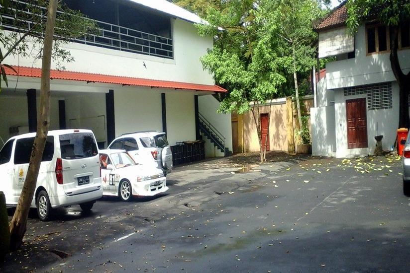 Mirah Hostel Bali - Eksterior